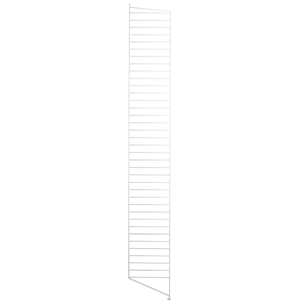 String Furniture String floor panels 200 x 30 cm, 2-pack, white from String Furniture