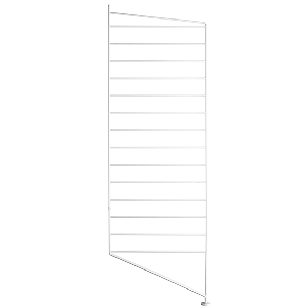 String Furniture String floor panels 85 x 30 cm, 2-pack, white from String Furniture