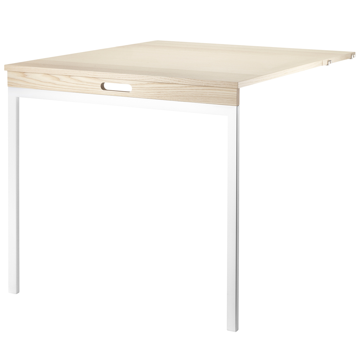 String Furniture String folding table, ash - white from String Furniture