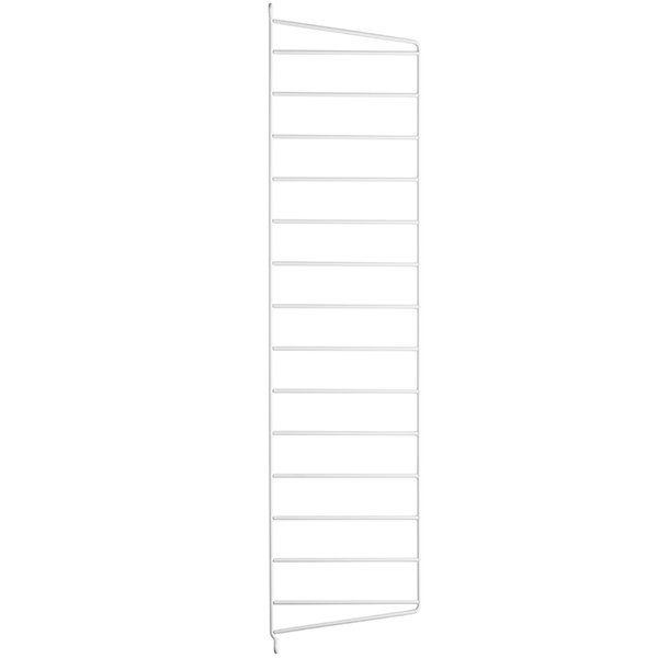 String Furniture String side panels 75 x 20 cm, 2-pack, white from String Furniture