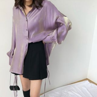 Long-Sleeve Blouse from Suiho