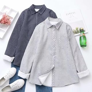 Plaid Shirt from Suzette