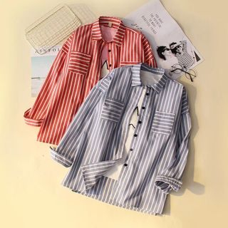 Striped Shirt from Suzette