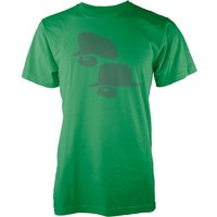 Highway Robbery Men's Green T-Shirt - M - Green from T-Junkie
