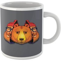 Bear Inside Mug from TOBIAS FONSECA