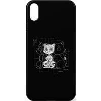 Cat Inside Phone Case for iPhone and Android - Samsung S6 - Snap Case - Gloss from TOBIAS FONSECA