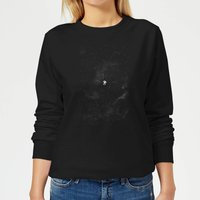 Gravity Women's Sweatshirt - Black - XL - Black from TOBIAS FONSECA