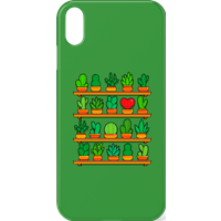 Love Yourself Cactus Heart Phone Case for iPhone and Android - Samsung S10 - Snap Case - Matte from TOBIAS FONSECA