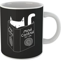 Mind Control for Cats Mug from TOBIAS FONSECA