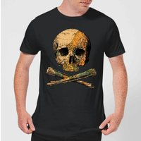 Treasure Map Men's T-Shirt - Black - XL - Black from TOBIAS FONSECA
