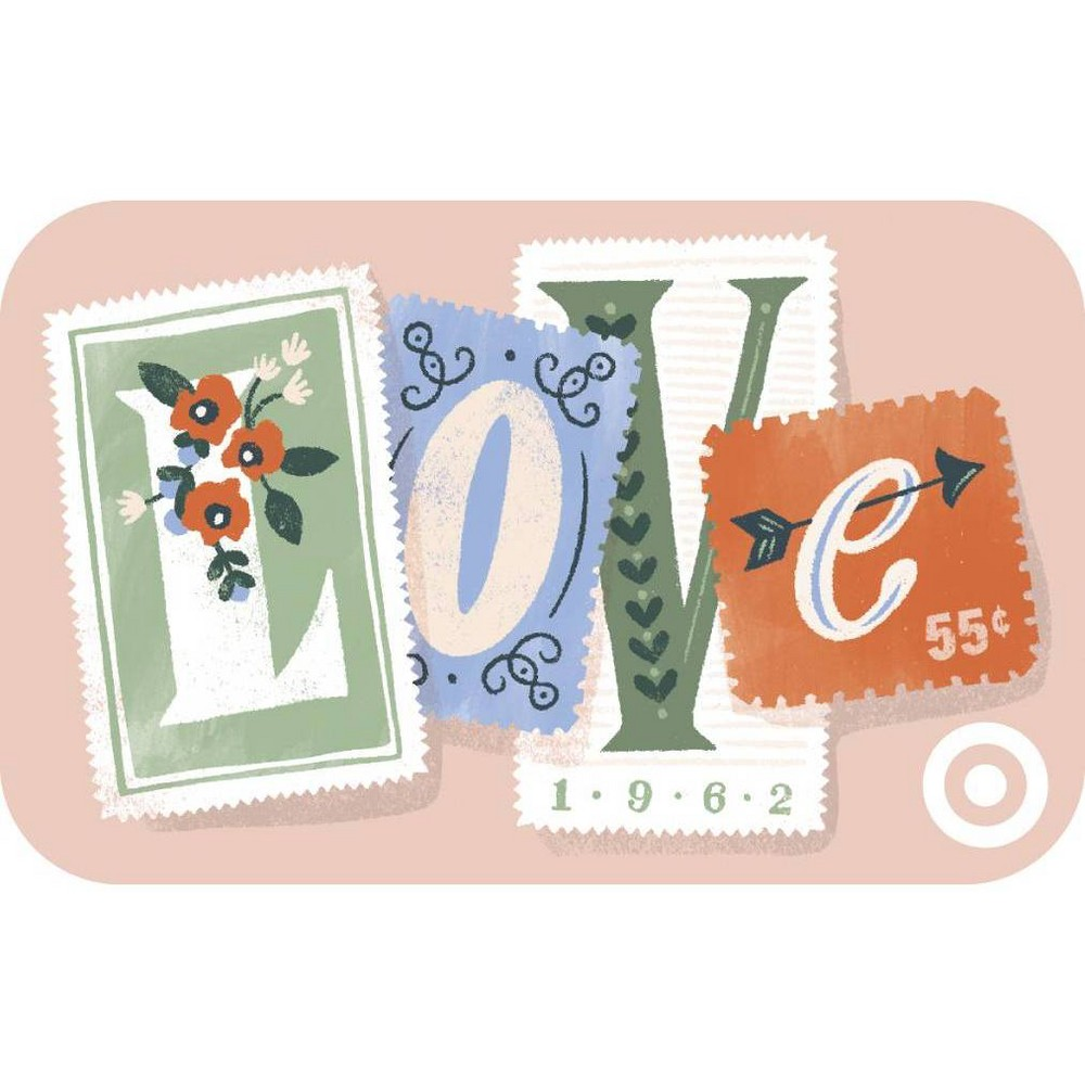 Love Stamps Target GiftCard $200 from Target