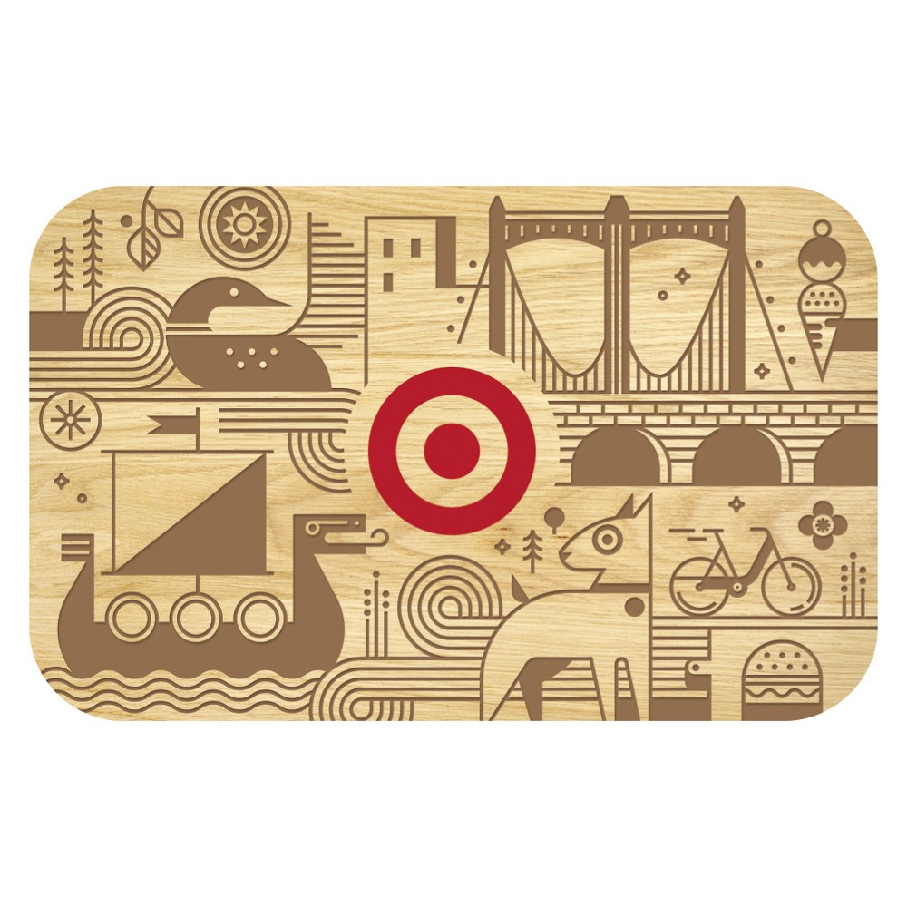 MN Mural Target Giftcard, Target GiftCards from Target