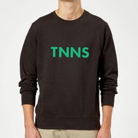Tnns Sweatshirt - Black - L - Black from The Tennis Collection