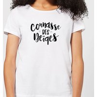 Connasse Des Neiges Women's T-Shirt - White - L - White from The Christmas Collection