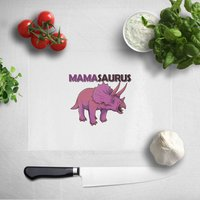Mama Saurus Chopping Board from The Dinosaur Collection