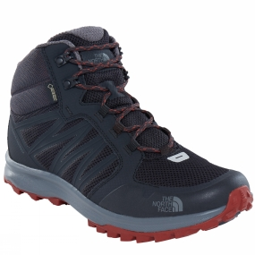 Mens Litewave Fastpack Mid GTX Boots from The North Face