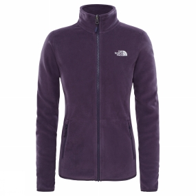 Womens 100 Glacier Full Zip Fleece from The North Face
