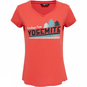 Womens Tansa Tee #2 from The North Face