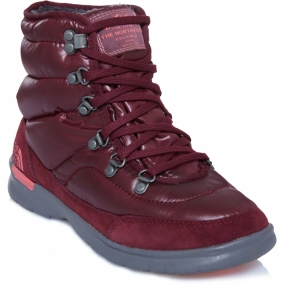 Womens Thermoball Lace II Boot from The North Face
