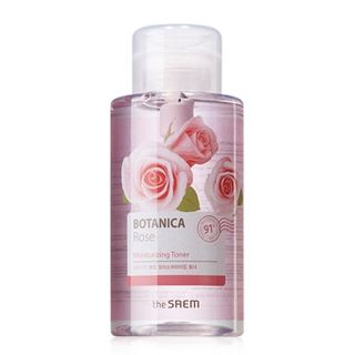 The Saem - Botanica Rose Moisturizing Toner 400ml from The Saem