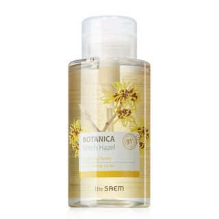 The Saem - Botanica Witch Hazel Soothing Toner 400ml from The Saem
