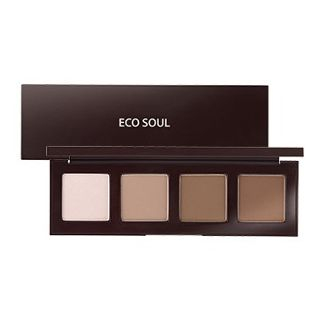 The Saem - Eco Soul Contour Palette from The Saem