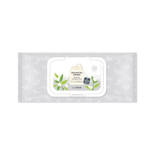 The Saem - Healing Tea Garden White Tea Cleansing Tissue 60pcs from The Saem