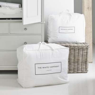 Cotton Large Storage Bag from The White Company