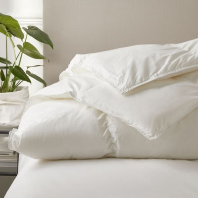 Deluxe Down-Alternative Comforter from The White Company