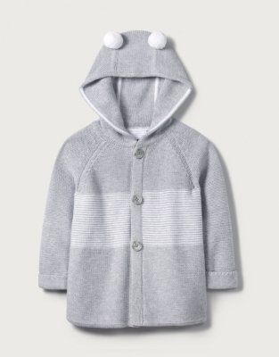 Knitted Coat from The White Company