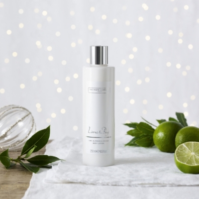 Lime & Bay Body Lotion from The White Company
