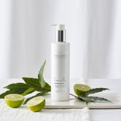 Lime & Bay Hand & Nail Cream from The White Company