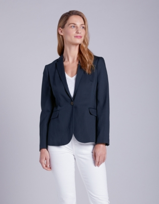 Linen Blazer from The White Company