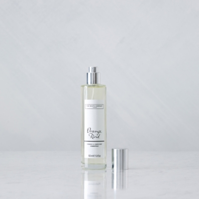 Orange Rind Home Spray from The White Company