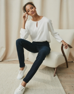 Symons Skinny Jeans from The White Company