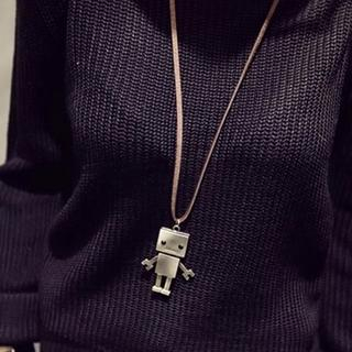 Robot Necklace from Ticoo