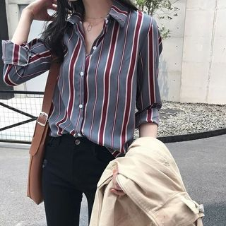 Striped Shirt from Tiny Times