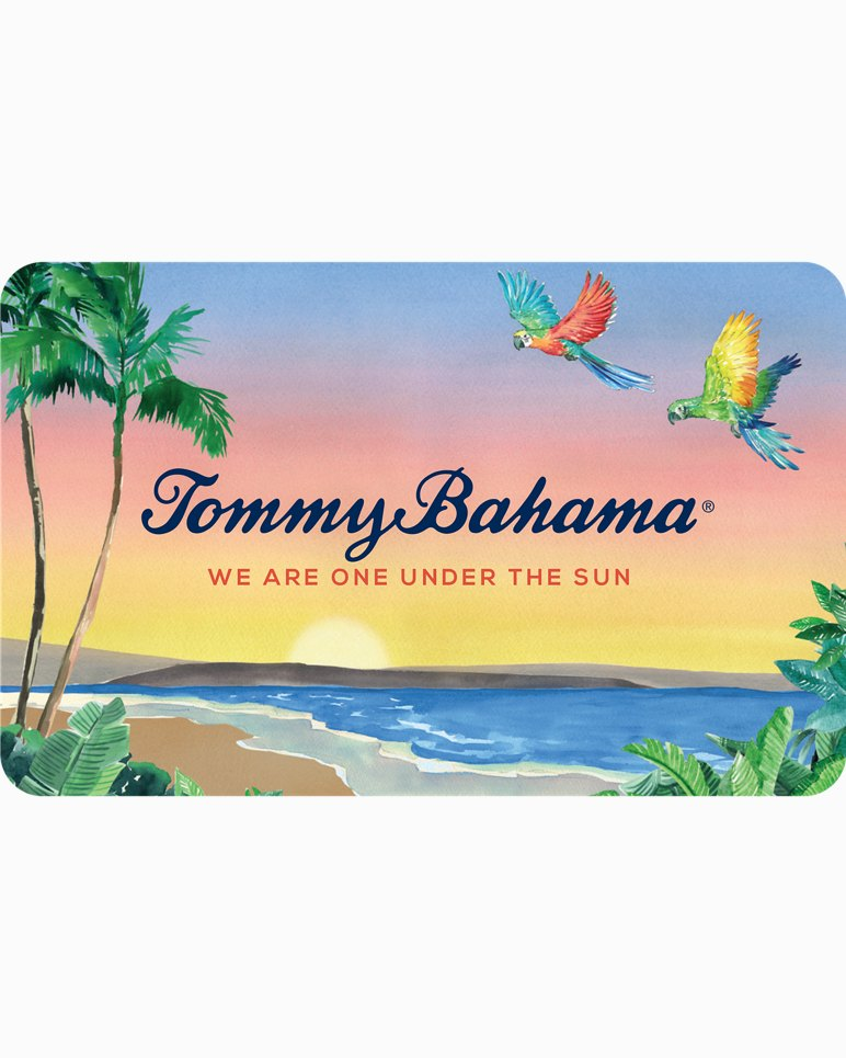 Tommy Bahama We Are One eGift Card from Tommy Bahama