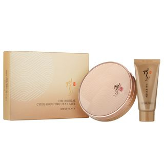 TONYMOLY - The Oriental Gyeol Goun Two-Way Pact: Pact SPF48 PA+++ 14g + BB Cream SPF46 PA++ 20g from TONYMOLY