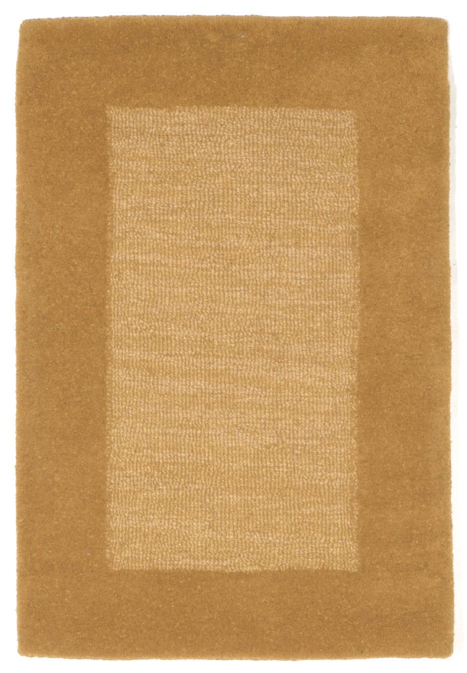 Trans-Ocean Imports MAD23130009 Madrid Collection Gold Finish Indoor Rug from Trans-Ocean