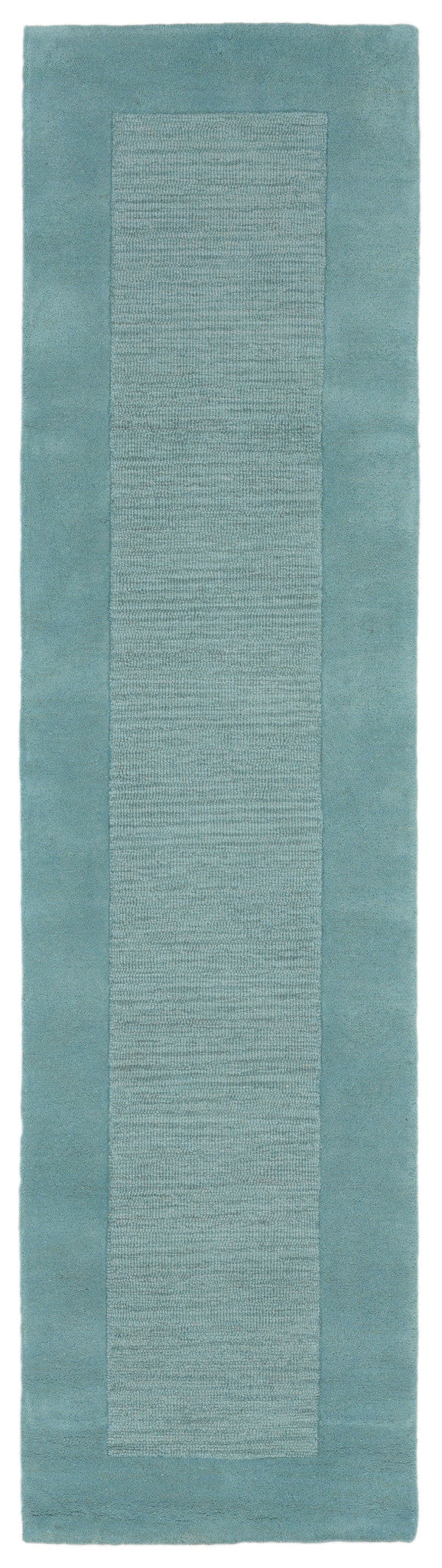 Trans-Ocean Imports MERR8122504 Mercer Collection Blue Finish Indoor Rug from Trans-Ocean