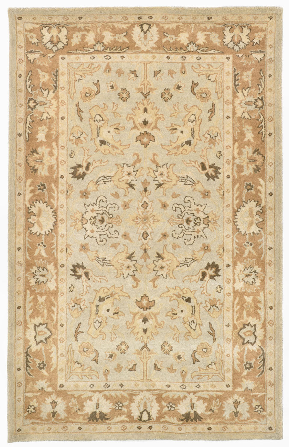 Trans-Ocean Imports PTA23907712 Petra Collection Natural Finish Indoor Rug from Trans-Ocean
