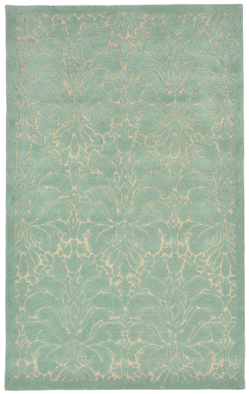 Trans-Ocean Imports SEV46965404 Seville Collection Blue Finish Indoor Rug from Trans-Ocean
