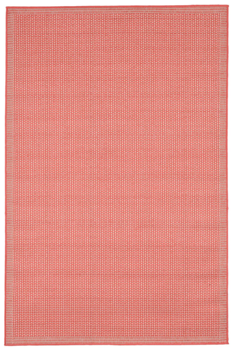 Trans-Ocean Imports TER58176227 Terrace Collection Orange Finish Everywear Rug from Trans-Ocean