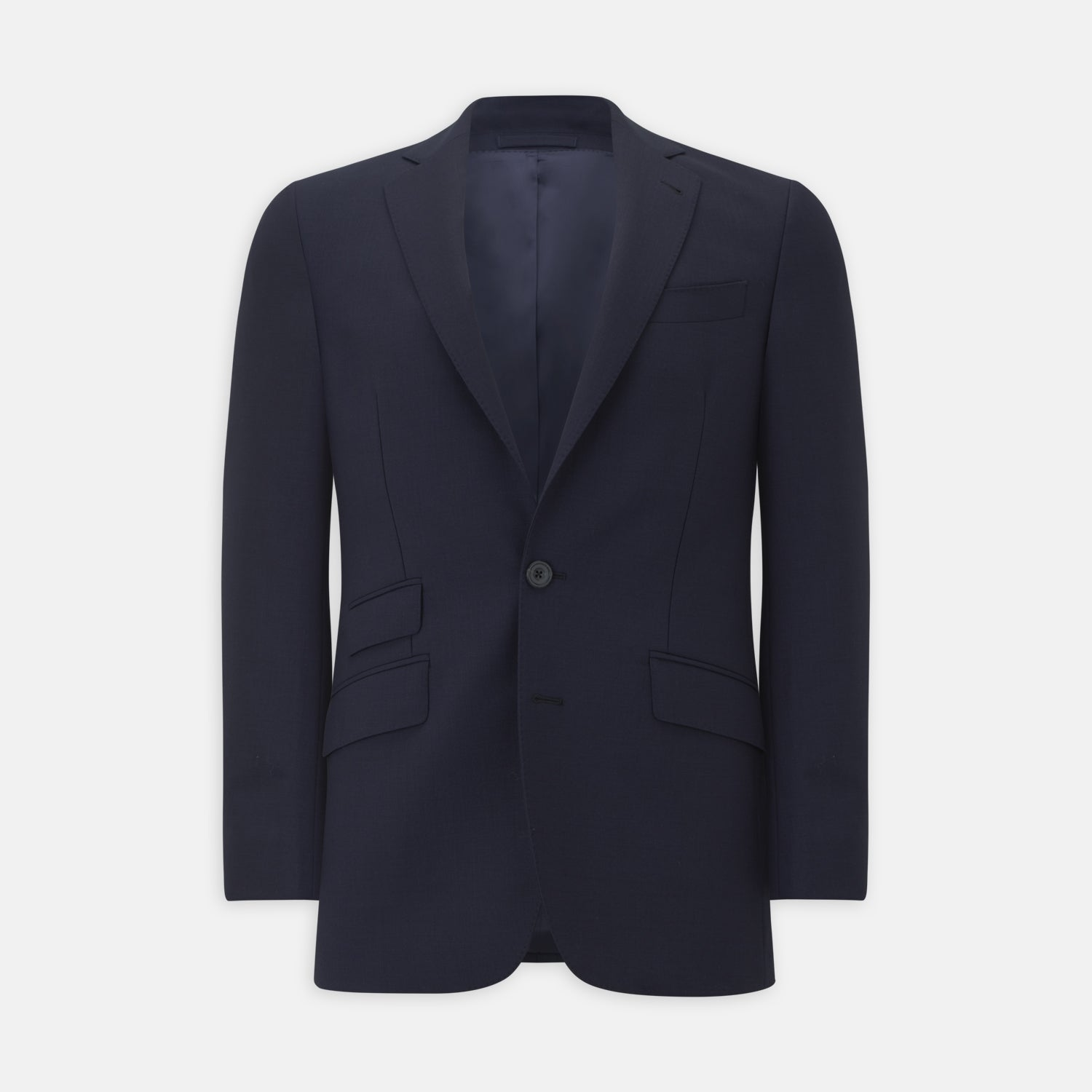 Navy Lightweight Wool Tonik Jacket - 44 from Turnbull & Asser