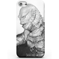 Universal Monsters Creature From The Black Lagoon Classic Phone Case for iPhone and Android - iPhone 6S - Snap Case - Matte from Universal Monsters