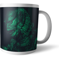 Universal Monsters Creature From The Black Lagoon Retro Mug from Universal Monsters
