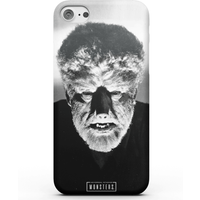 Universal Monsters The Wolfman Classic Phone Case for iPhone and Android - Samsung S7 Edge - Snap Case - Matte from Universal Monsters