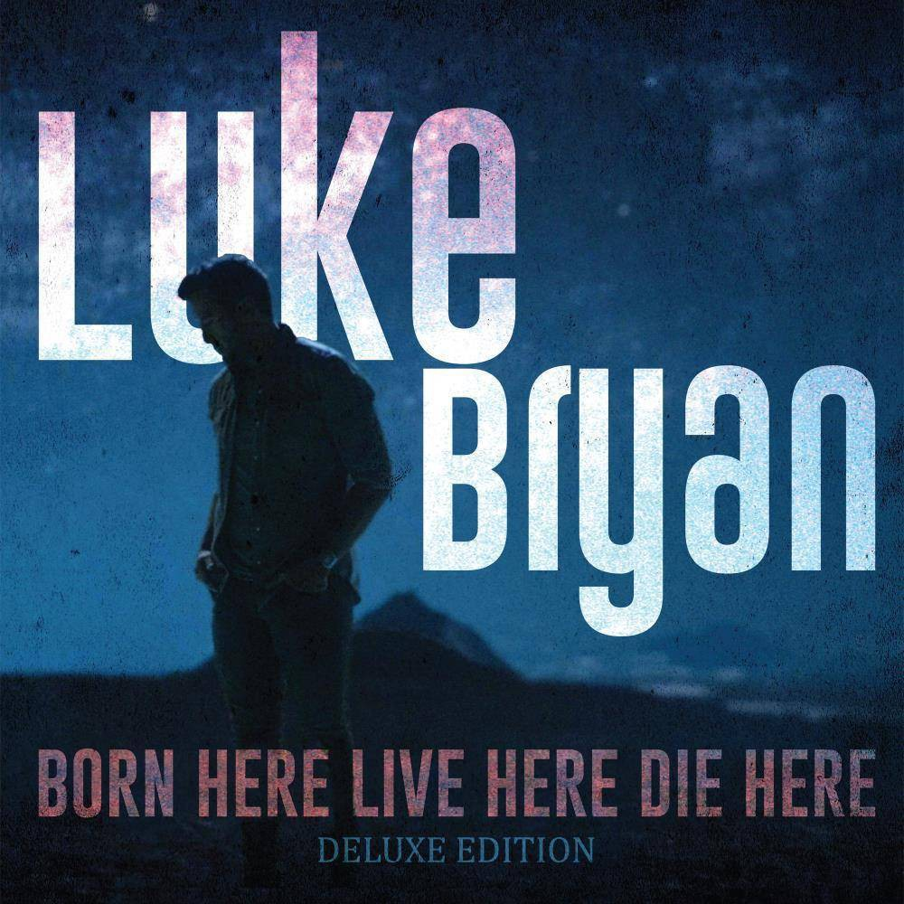 Luke Bryan - Born Here Live Here Die Here (Target Exclusive, Vinyl) from Universal Music Group