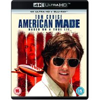 American Made - 4K Ultra HD from Universal Pictures